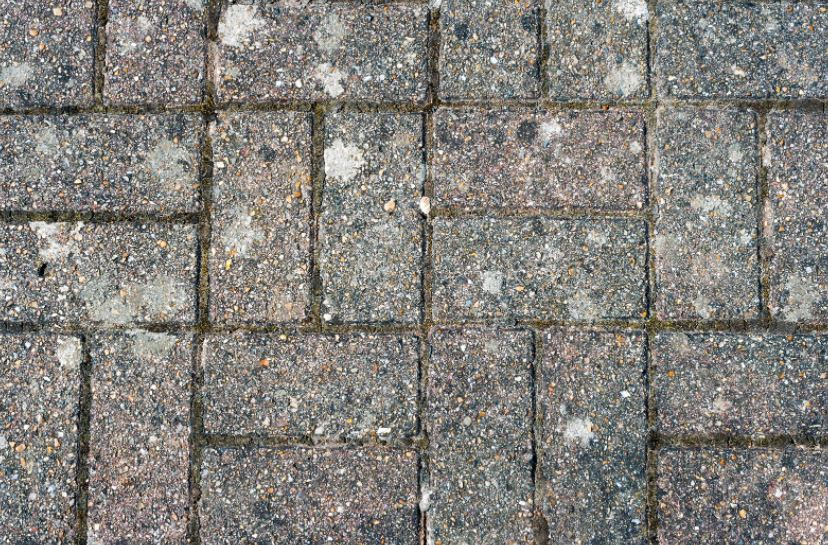 Block-paved