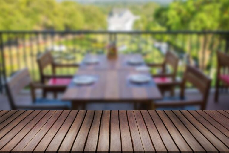 How To Glam Up Your Patio